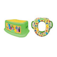 the sesame street elmo adventure potty chair with seat