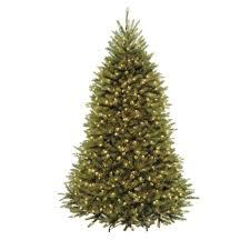 Shopko Christmas Tree Lights by National Tree Company 7 5 Ft Dunhill Fir Artificial Christmas