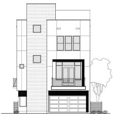 100 Townhouse Design Plans 3 Story Townhome Plans Inner City Modern Townhouse Design