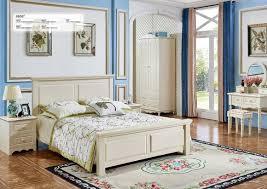 landhaus stil schlafzimmer komplett set holz bett schrank nachttisch 7tlg 6856
