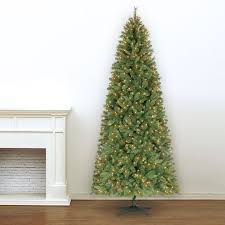 Home Depot 9ft Slim Christmas Trees Pre Lit