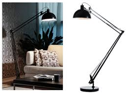 Floor Lamp With Table Attached by Cool Floor Lamps Pixball Com
