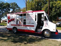 100 Food Trucks Houston SweetRide Dessert Truck Roaming Hunger