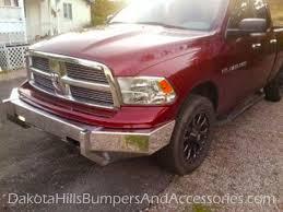 Dakota Hills Bumpers & Accessories Dodge Aluminum Truck Bumper ...
