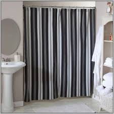 Navy And White Striped Curtains Uk by Black And Grey Striped Curtains Curtains Home Design Ideas