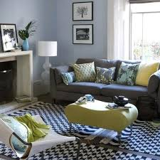 Blue Gray Sofa Walls With A Couch Light Airy And Neutral Subtract The