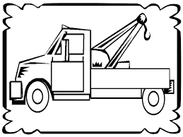 Useful Tow Truck Coloring Pages Just Colorings | Volamtuoitho Tow Truck Coloring Page Ultra Pages Car Transporter Semi Luxury With Big Awesome Tow Trucks Home Monster Mater Lightning Mcqueen Unusual The Birthdays Pinterest Inside Free Realistic New Police Color Bros And Driver For Toddlers