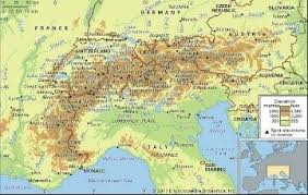 mountain ranges of europe what are some mountain ranges of europe