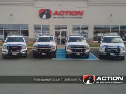 4 Trucks Upfitted For The Police Department By Our Store In St ...