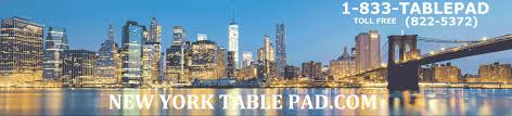 100 New York Pad Table SServing Metropolitan And The Suburban