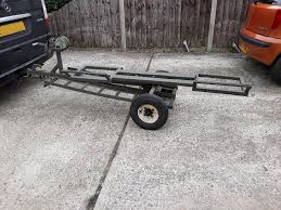 Towing Dolly Car Trailer With Ramps Better Than An A Frame | In ...