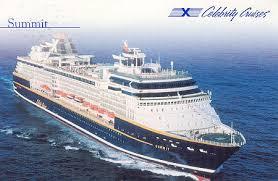 Celebrity Summit Deck Plan Pdf by Celebrity Cruises Ship Postcards