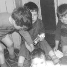Secondgeneration Irish We Were Outsiders Among The