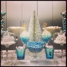 Winterwonderland Candy Buffet Pinned With Pinvolve