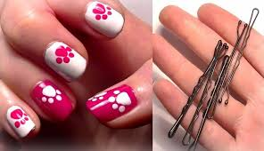 Easy Kids Nail Art Designs For Beginners