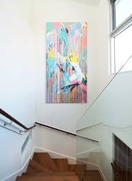 100 Bondi Beach House Latest Insitu Paintings By Geoffrey Carran Australian Based
