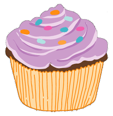 Chocolate cupcakes clipart free clipart images