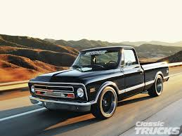 1968 Chevy C10 - Creations N' Chrome's - Hot Rod Network