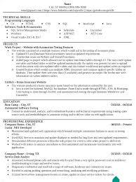 Need Help Making A Good Resume For Jr .net Developer/ Test ...