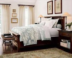 Small Master Bedroom Ideas with King Size Bed With Pcicture