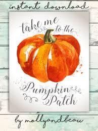 San Martin Pumpkin Patch by Fall Pumpkin Print Fall Decor Pumpkin Patch Sign Fall Sign