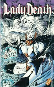 Lady Death Ashcan 1995 1B