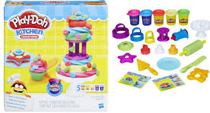 $4 97 Reg $10 Play Doh Kitchen Creations Frost n Fun Cakes