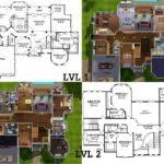 Sims 3 Floor Plans Small House by Homes Sims Sim Realty Building Plans Online 75468