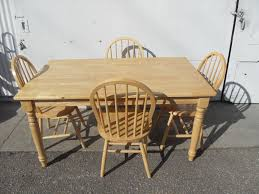 Farmhouse Dining Set Country Style Farmhouse Dining Table W/ 4 ... Drexel Heritage Compatibles Blonde Wood Ding Room Set Table Etsy Ercol Vintage Mid Century Blonde Drop Leaf Ding Table And Four Antiques Atlas Vintage Ercol And Four Quaker Chairs Bari Suite With Chairs Simpli Home Draper 7piece 6 Upholstered Dts08 Golden Extending W Padding Beautiful Chic Fniture Interappcom Mid Farmhouse Country Style Farmhouse 4 Woman In Black Kitchen Stock Photo Image Of Ercol Windsor Drop Leaf Matching Hoop Back Painted Century Modern