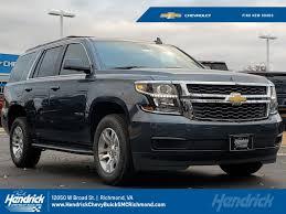 100 Tahoe Trucks For Sale New Chevrolet For In Richmond VA