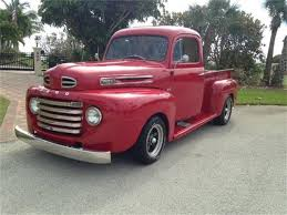 1948 To 1950 Ford F1 For Sale On ClassicCars.com 1950 Ford F1 Truck Review Rolling The Og Fseries Motor Trend Ford F1 Pickup Archives The Truth About Cars F47 Pickup Top Speed For Sale Near Las Cruces New Mexico 88004 Classics Canada Stubby Bob Is Back Engine Swap Depot Fords Turns 65 Hemmings Daily F3 Wrapup Garage Squad Rick Hanson Lmc Life Waupaca Wi August 25 Red At Awesome From Pennsylvania Classictrucksnet F7 Compared To Enthusiasts Forums
