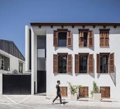 100 Townhouse Facades The Charm MGA Meirav Galan Architect Archello