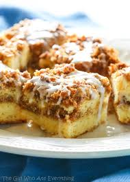 Graham Streusel Coffee Cake The Girl Who Ate Everything