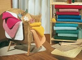 möbel wohnen badezimmer teppich läufer 100 baumwolle