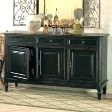 Black Dining Room Buffets Sideboards Inrmtn Co Rh Vintage And Wood