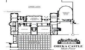 13 Frotess Me val Castle Floor Plans Castle Floor Plan Designs