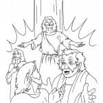 Bible Coloring Pages Joseph And His Brothers