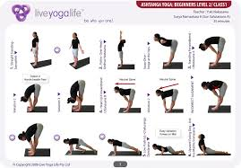 Ashtanga Yoga Beginners Complete Set Classes 1 To 7 Live Life