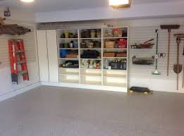 Image Of Garage Storage Shelves And Cabinets