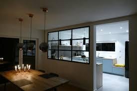 fenster als raumteiler küche esszimmer küchen design küche