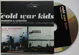 cold war kids robbers and cowards records lps vinyl and cds