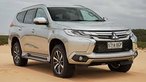 Mitsubishi Pajero Sport Exceed 2016 review