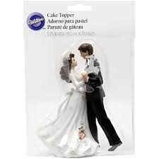 Michaels Cake Decorating Set by Wilton Cake Topper First Dance