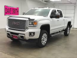 Used 2016 GMC Sierra 2500HD Denali Crew Cab Short Box | Dave Smith ...