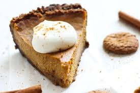 Gingersnap Pumpkin Pie Crust by Cream Cheese Pumpkin Pie U0026 Gingersnap Crust Bessie Bakes