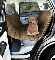 Beige Car SUV Rear Seat Pet Dog Cat Protector Cover Hammock ... Waterproof Dog Pet Car Seat Cover Nonslip Covers Universal Vehicle Folding Rear Non Slip Cushion Replacement Snoozer Bed 2018 Grey Front Washable The Best For Dogs And Pets In Recommend Ksbar Original Cars Woof Supplies Waterresistant Full Fit For Trucks Suv Plush Paws Products Regular Lifewit Single Layer Lifewitstore Shop Protector Cartrucksuv By Petmaker Free Doggieworld Xl Suvs Luxury