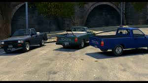 1989-1995 Toyota Pickup - GTA IV - GTA Modification Center Toyota Tacoma Wikipedia 1995 2 Dr V6 4wd Extended Cab Sb Cars And Trucks I Mt Dyna Truck Kcbu212 For Sale Carpaydiem Pickup Vin Jt4rn01p0s7071116 Autodettivecom New Vs Old Which 4x4s Are Better Offroad Outside Online Review Rnr Automotive Blog 4x4 4wd 4 Cylinder 5 Speed Pre Hilux Xtr Minor Dentscratches Damage Bushwacker Fits 9504 31502 Street Fender Flares Extafender 891995 Front Shrockworks 19952004 Rear Bumper My Titan Attachments