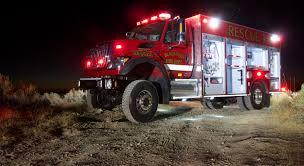 Brush & Fire Truck Manufacturers | Custom Fire Apparatus