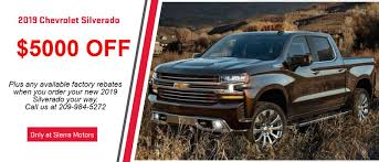 Sierra Motors In Jamestown | Your Modesto, Sonora & Oakdale, CA ...