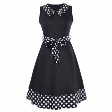 popular dotted cocktail dresses buy cheap dotted cocktail dresses